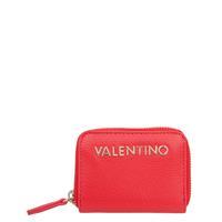 Valentino Handbags-Portemonnees-Divina Zip Around Wallet-Rood