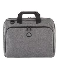 "Delsey Esplanade Laptop Bag 2-CPT 15.6"" Anthracite"