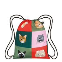 LOQI Backpack STEPHEN CHEETHAM Cats