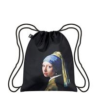 LOQI Girl with a Pearl Earring Backpack