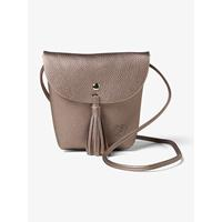 Tom Tailor DENIM Handtas Ida, old silber /silver