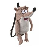 Kamparo rugzak The Regular Show Rigby bruin
