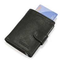 Figuretta Card Protector Wallet leather Black