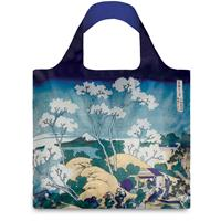 LOQI Museum Collection Shopper Hokusai Fuji from Gotenyama