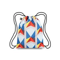 LOQI Triangles Backpack