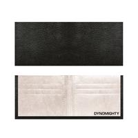 Dynomighty Design Dynomighty Tyvek Billfold - Black Leather
