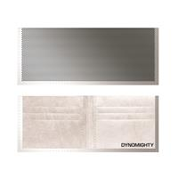 Dynomighty Design Dynomighty Tyvek Billfold - Metal Grid