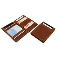Garzini Essenziale RFID Java Brown