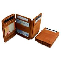 Magistrale Pezzini RFID Camel Brown