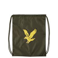Lyle Scott Core Gym Sack Woodland Green