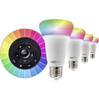 Caliber Audio Technology HRL101KIT LED-lamp (startset) Set van 4