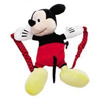 Disney Pluche Mickey Mouse rugtas Multi
