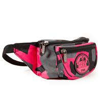 Gorillawear Stanley Fanny Pack - Pink Camo