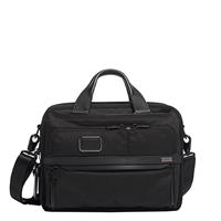 Alpha Expandable Laptop Brief black