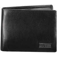 Guess Portefeuille New Boston Leer