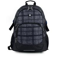 Gabol Laptop Backpack Marvin Zwart