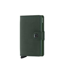 Secrid Mini Wallet Portemonnee Original Green