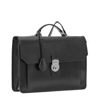 The Bridge Montecristo Briefcase black