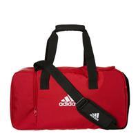 Adidas Tiro S Dufflebag - rood