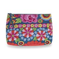 AuraQue Make-up tasje of etui met Kaffe Fassett design - Daya
