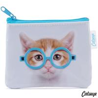 Catseye London Glasses Cat Coin Purse