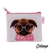 Catseye London Glasses Pooch Coin Purse