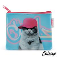 Catseye London Graffiti Cat Coin Purse