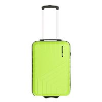 Travelbags Barcelona 2 Wheel Trolley 55 apple green Harde Koffer