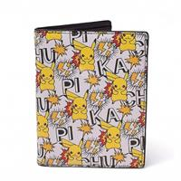 Pokemon - Printed Allover Hinge Wallet