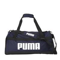 Puma Challenger Duffel Bag M sporttas donkerblauw/zwart