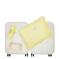 SuitSuit Fabulous Fifties Packing Cube Set 55 cm Mango Cream