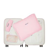 Fabulous Fifties Packing Cube Set 55 cm Pink Dust