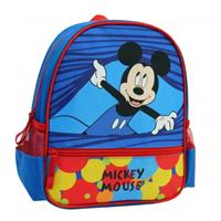 rugzak Mickey Mouse blauw/rood 7 liter