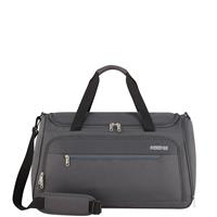 American Tourister Heat Wave Duffle 55 Charcoal Grey