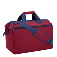 Reisenthel Travelling Allrounder L Pocket dark ruby Weekendtas