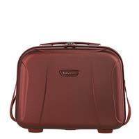 Travelite Elbe Beautycase red Beautycase