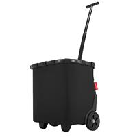 Shopping Carrycruiser framed black Trolley