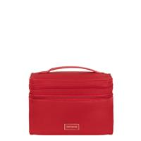 Samsonite Karissa Cosmetic Cases Beauty Case formula red Beautycase