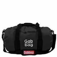 Gabbag Travel Bag S 35L zwart Weekendtas