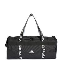 Adidas Training 4ATHLTS Duffle Small black/black/white Weekendtas