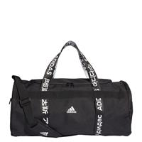 Adidas Training 4ATHLTS Duffel M black/black/white Weekendtas