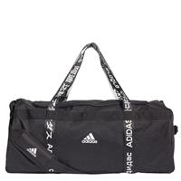 Adidas Training 4ATHLTS Duffel L black/black/white Weekendtas