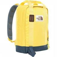 The North Face Tote Rugzak Dames Donkergeel/Indigoblauw