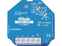 eltako Draadloze actor FSR61-230V Inbouw Schakelvermogen (max.) 2000 W Bereik max. (in het vrije veld) 30 m