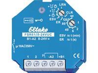 eltako Draadloze actor FSR61/8-24V UC Inbouw Schakelvermogen (max.) 2000 W Bereik max. (in het vrije veld) 30 m