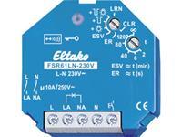 eltako Draadloze actor FSR61LN-230V Inbouw Schakelvermogen (max.) 2000 W Bereik max. (in het vrije veld) 30 m