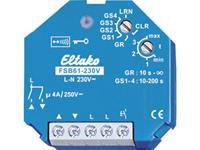 eltako Draadloze rolluikschakelaar FSB61-230V Inbouw Schakelvermogen (max.) 1000 W Bereik max. (in het vrije veld) 30 m