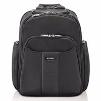 Everki Versa 2 Premium Laptop Backpack 15 Travel Friendly Black