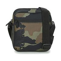 "adidas Schultertasche ""Linear Logo"", Camouflage,, grau/sand, OneSize, OneSize"