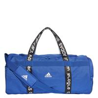 Adidas Training Duffel M royal blue / black / white Weekendtas